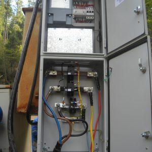 Cabina de masura CM 0.5 KV